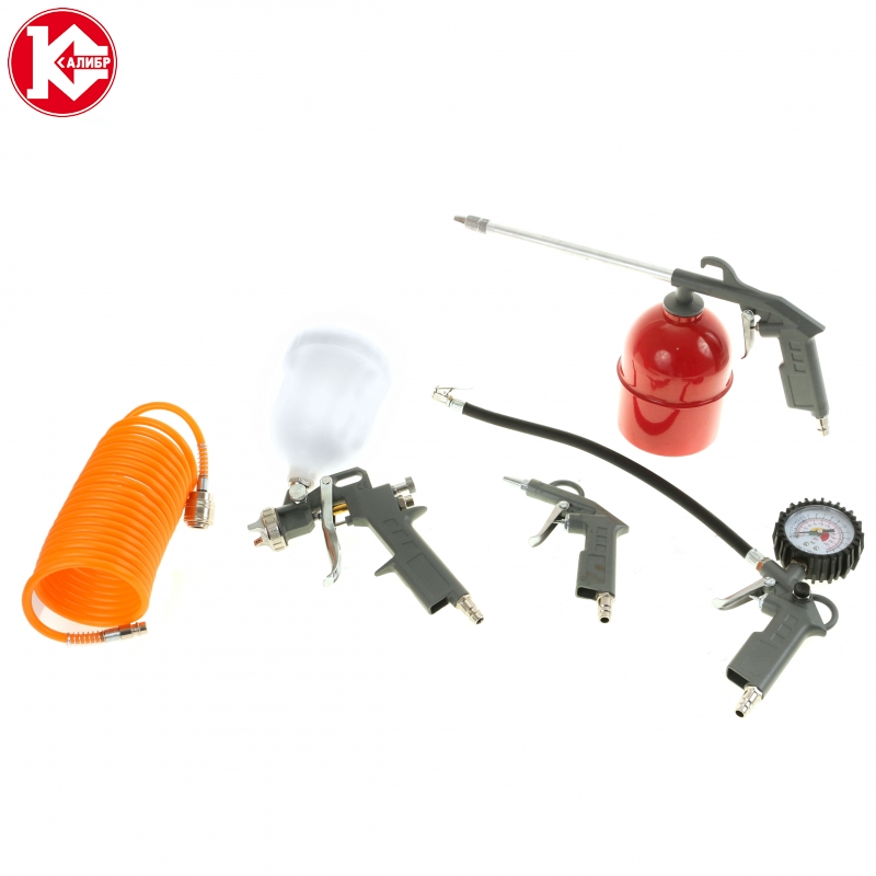 Pneumatic tools set Kalibr NP-5A pneumatic scissors kalibr pnm 1 2