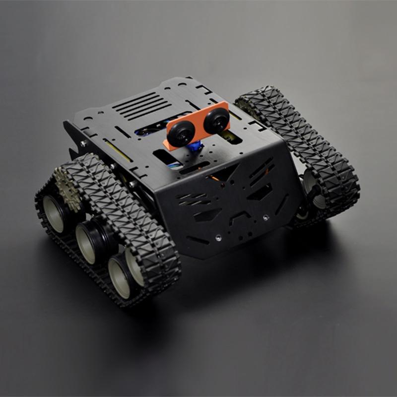 ShenzhenMaker Store Devastator Tank Mobile Robot Platform Metal DC Gear Motor