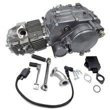 Lifan 150cc двигатель и 26 мм карбюратор и воздушный фильтр и Комплект проводов для XR50 CRF50 XR CRF 50 70 SDG SSR Dirt Pit Bi