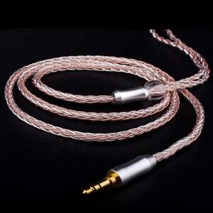 ZSFS 8 ядер OCC посеребренный кабель для наушников MMCX для Shure se215 se315 se425 se535 Se846 ue900 W40 W80 ES20 ES30 наушники