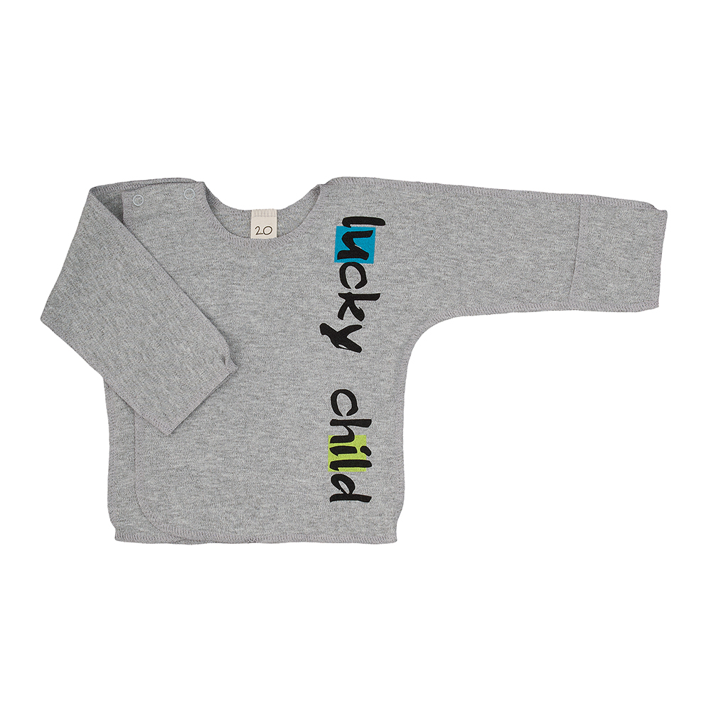 Hoodies & Sweatshirts Lucky Child for boys 1-8M  Kids Baby clothing Children clothes Baby's loose jacket newborn baby boy girl infant warm cotton outfit jumpsuit romper bodysuit clothes