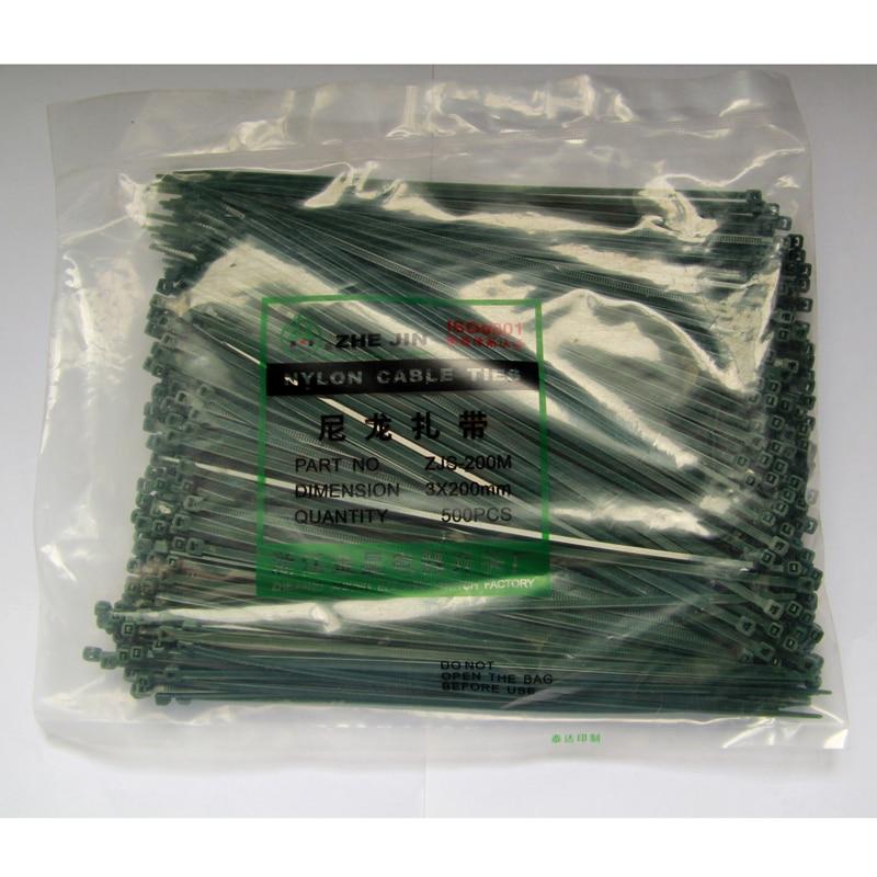 ZHEJIN (500pcs) ZJ-4*200MM (8.0