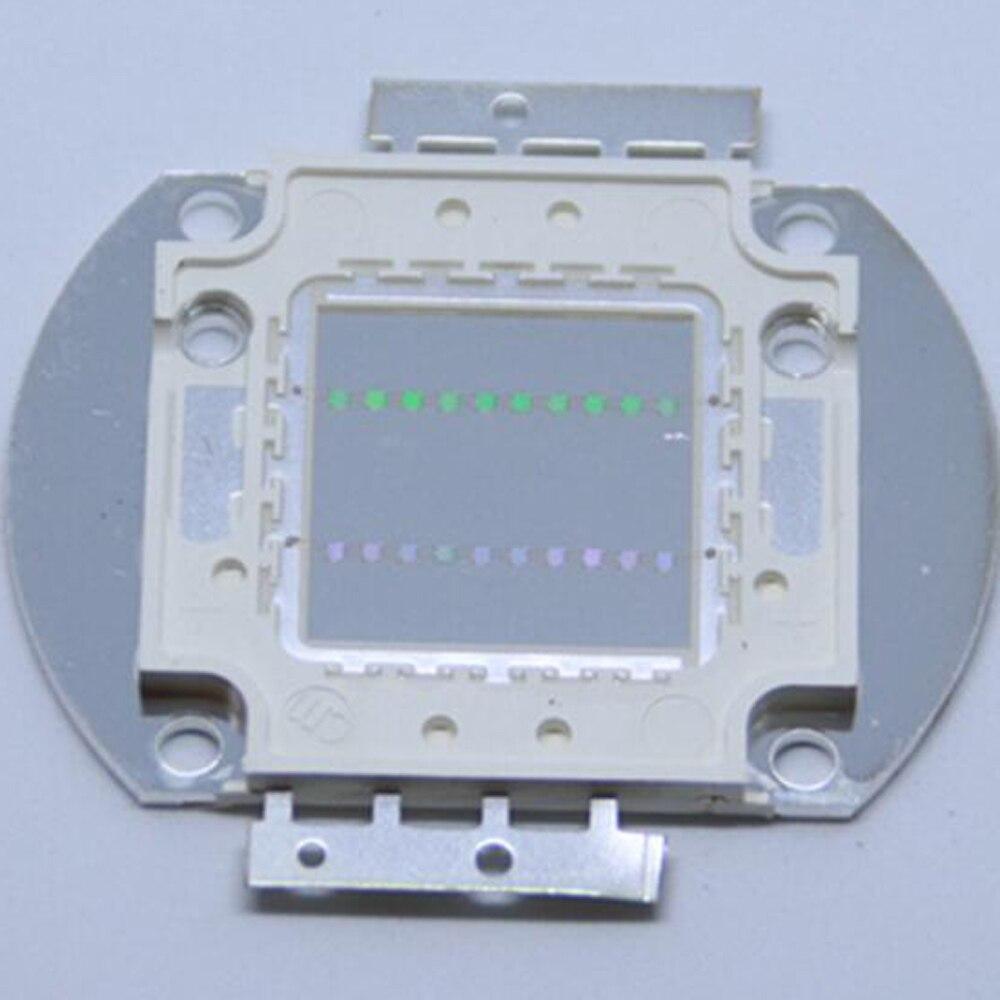 2PCS 20W Green 520NM 525NM Emerald 500NM 505NM lighting light led bulb flashlight LED light bar fiashlights