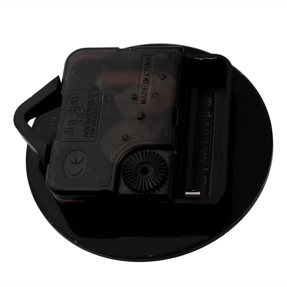 Relógio Clássico Relógio de Parede Mecanismo de Movimento do Relógio de Quartzo Mecanismo DIY Silencioso de Substituição de Peças de Reparo Ferramentas Essenciais decoração