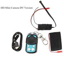 Mini DIY Camera HD 1080P Micro Camcorder Mini DV DVR Video Sound Recording Device 2 4G RF Size Control Video Shooting Remote cheap New DIY Moudle Camera CMOS 1080P (Full-HD) aipal MicroSD TF