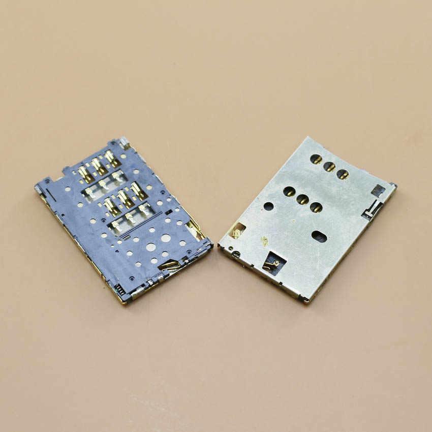 YuXi 1 peça de Alta qualidade leitor de cartão sim tomada titular conector para Nokia C2-03 2060 C2-06 substituição.