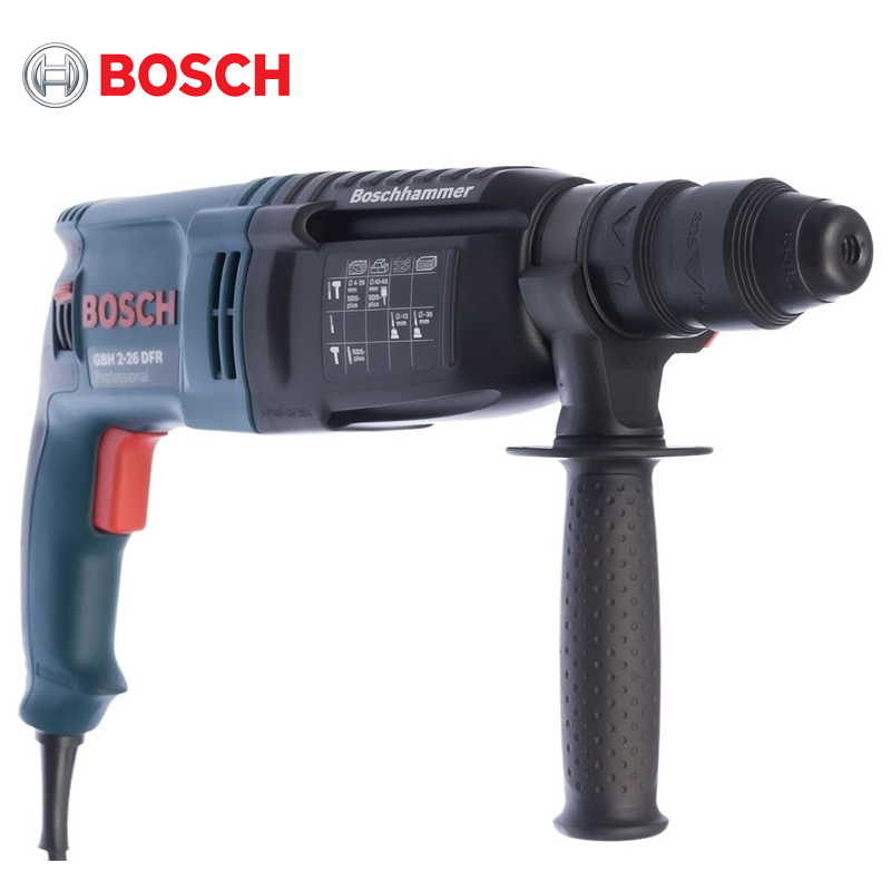 Electric rotary hammer Bosch GBH 2-26DFR men s rechargeable rotary electric shaver