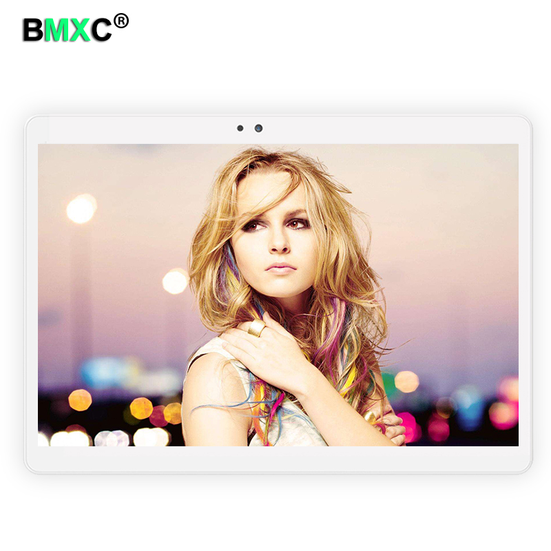 Newest Original DHL Free shiipping BMXC Tablet PC 3G 4G Lte Phablet Dual WIFI and SIM Card 4GB+64GB 8 Core 1920*1200 IPS FM GPS