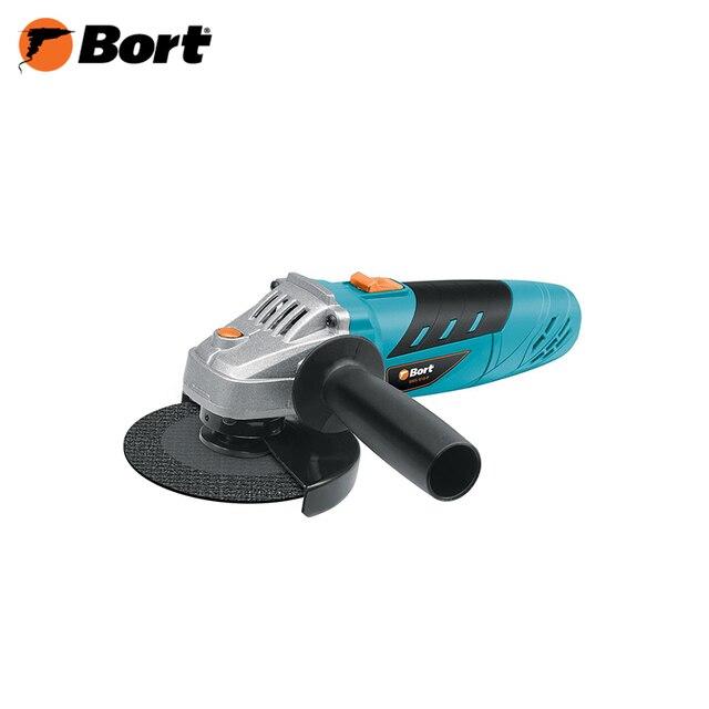 Угловая штифмашина (Болгарка) Bort BWS-910-P