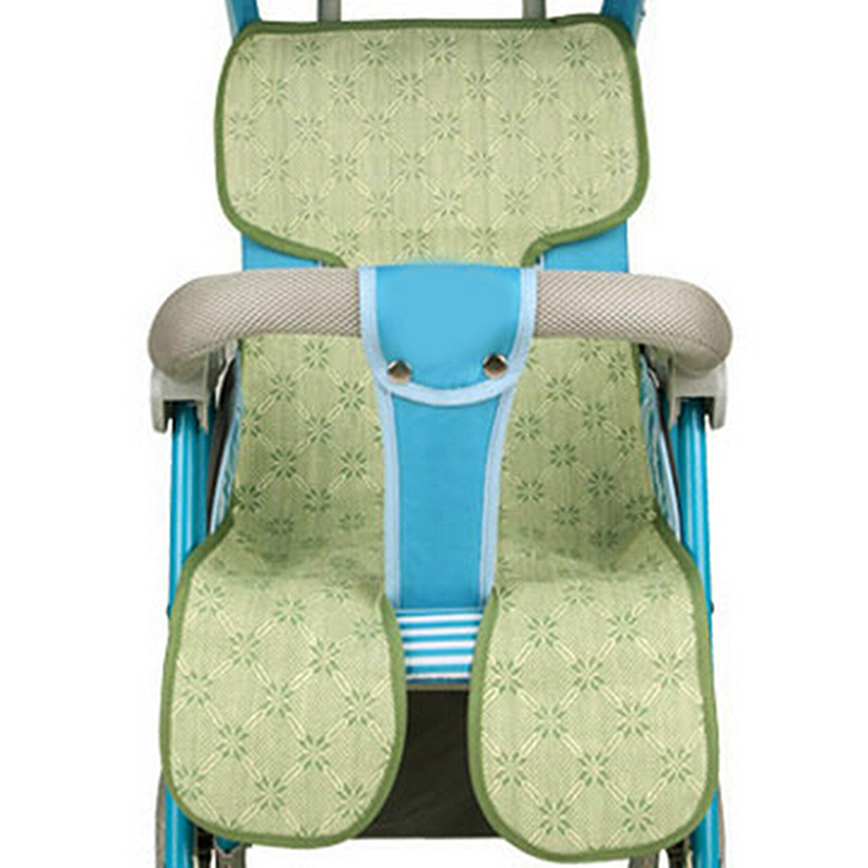 Baby Summer Stroller Mat Stroller Seat Cushion Baby Stroller Accessories Infant Seat Cushion Comfortable Summer Baby