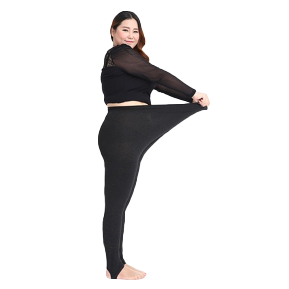 Tights Autumn Spring Winter Women Tights Plus Size Pantyhose Suitable For 65-110KG Ladies Thick Stockings