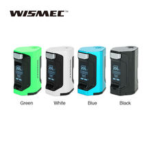 New 200W WISMEC Luxotic DF TC Box MOD with 200W Huge Power & 1.3 Inch Display Squonk Mod No 18650 Battery Vs Luxotic BF/RX GEN3(China)
