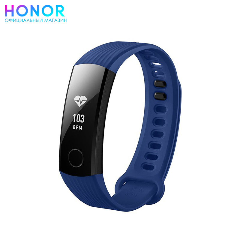 Fitness tracker Honor Band 3 id115 smart bracelet fitness tracker green