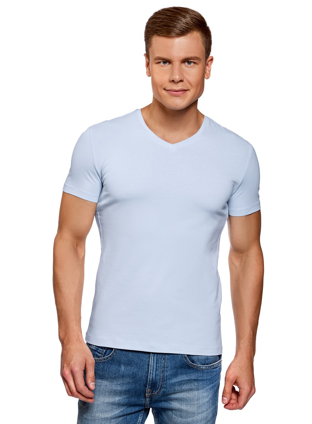 T-Shirts oodji for men 5B612002M-46737N