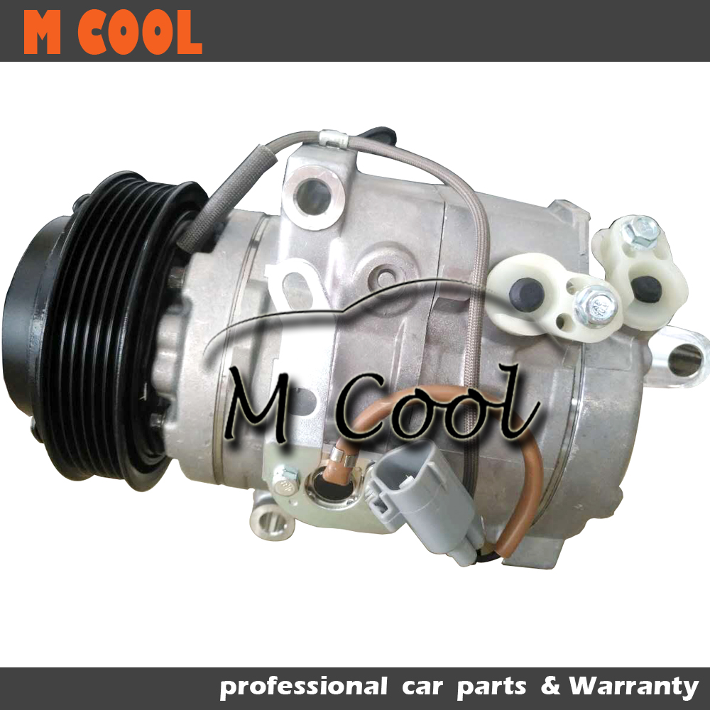 Back To Search Resultsautomobiles & Motorcycles Diplomatic New Ac Compressor For Toyota Land Cruiser J200 200 4.7 2007-2012 88320-6a300