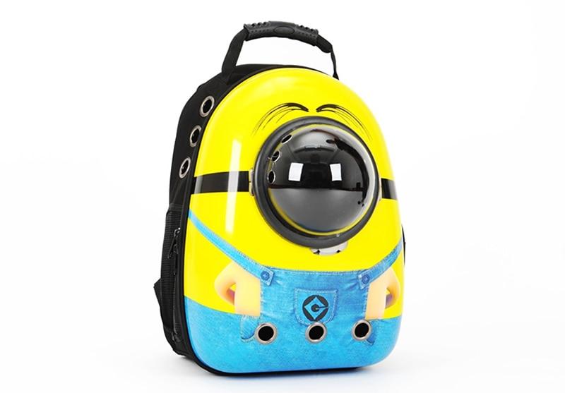 Luxury Dog Hiking Backpack 8