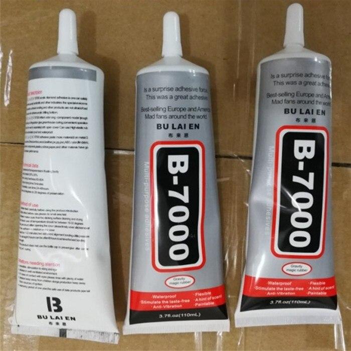 B7000-110ML cola 12 pçs cola líquida multiuso