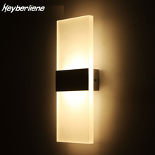 Modern Led Wall lamp Lustre Abajur Applique Murale Light Bathroom Sconces Home Lighting Living Room Bedroom Luminaire