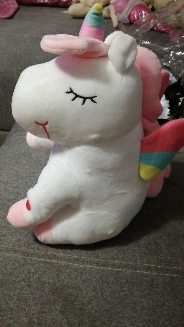 Glowing Unicorn Plush Toys photo review