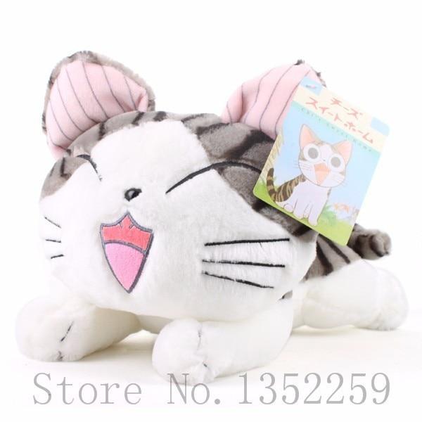 40 CM Плюшени играчки кукли Chi Cat пълнени - Плюшени играчки - Снимка 2