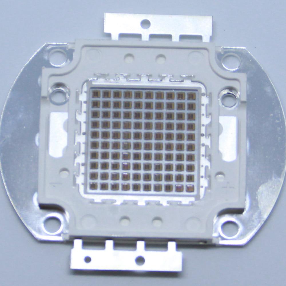 1 pièces 100 W Rouge 620NM 625NM Rouge Profond 660NM 740NM Infrarouge 850NM 940NM d'éclairage Intégré LED ampoule lampe de poche lumière LED bar