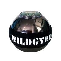 Metal Gyroscope Ball Arm Muscle Relax Exerciser Strengthener Rotor Gym Hand Exerciser Wrist Power Ball Meter Counter Gyro Ball