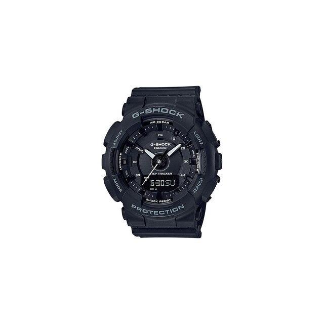 Наручные часы Casio GMA-S130-1A женские кварцевые