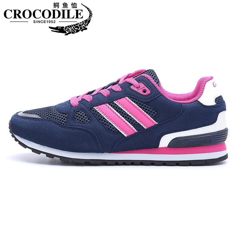 Crocodile Women s Sneakers Femme Running Shoes Stability Breathable Ladies Tennis Training for Women s Athletic