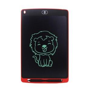 """Image 1 - 10 """"LCD Tavoletta di Scrittura tavolo da Disegno Digitale Tablet Scrittura A Mano Pastiglie Elettronica Portatile Tablet in LARGO di Scrittura"""