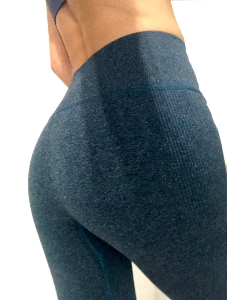Women Yoga Pants High Elastic Fitness Sport Leggings Tights Slim Running Sportswear Sports Pants Quick Drying Training Trousers