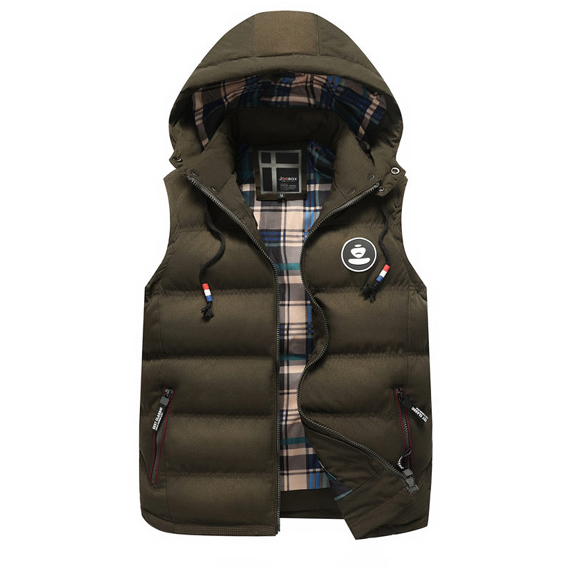 Winter men's coat vest can take off the casual coat jacket casual suit jacket casual men's wear  warm and sleeveless vest tad 15 take the day off бальзам для снятия стойкого макияжа