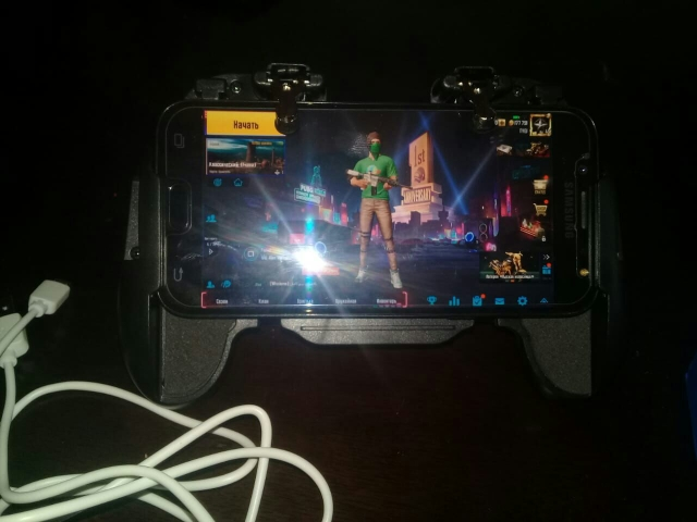 Phone Gamepad Controller photo review