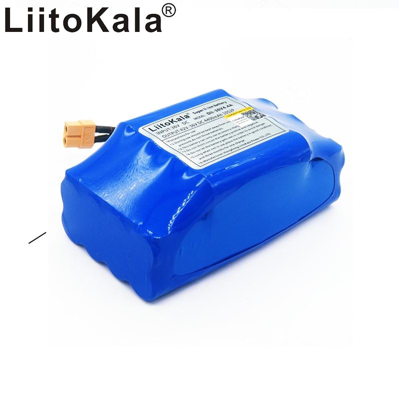 36 V rechargeable li-ion batterie 4400 mah 4.4AH accu au lithium-ion pour électrique auto équilibre scooter hoverboard monocycle