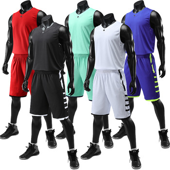 Personalizzato Nome + Numero di Bambini e Gli Uomini College Basket Maglie in bianco di Ritorno Al Passato di Pallacanestro Jersey della Gioventù A Buon Mercato Divise Da Basket Set 1