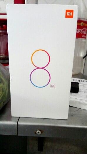 """Оригинал Сяо mi 8 SE mi 8 SE Snapdragon 710 4 ГБ Оперативная память 64 ГБ Встроенная память Octa Core 5,88"""" 2144x1080 P мобильный телефон с идентификацией отпечатков пальцев"""