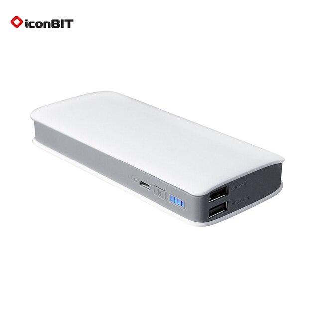 Внешний аккумулятор iconBIT FTB10000PB