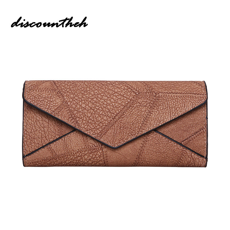 New Geometric Envelope Clutch Wallet For Women, Pu Leather Hasp Fashion Design Wallet For Phone Money Bags Coin Purse weichen new geometric envelope clutch wallet for women pu leather hasp fashion design wallet for phone money bags coin purse