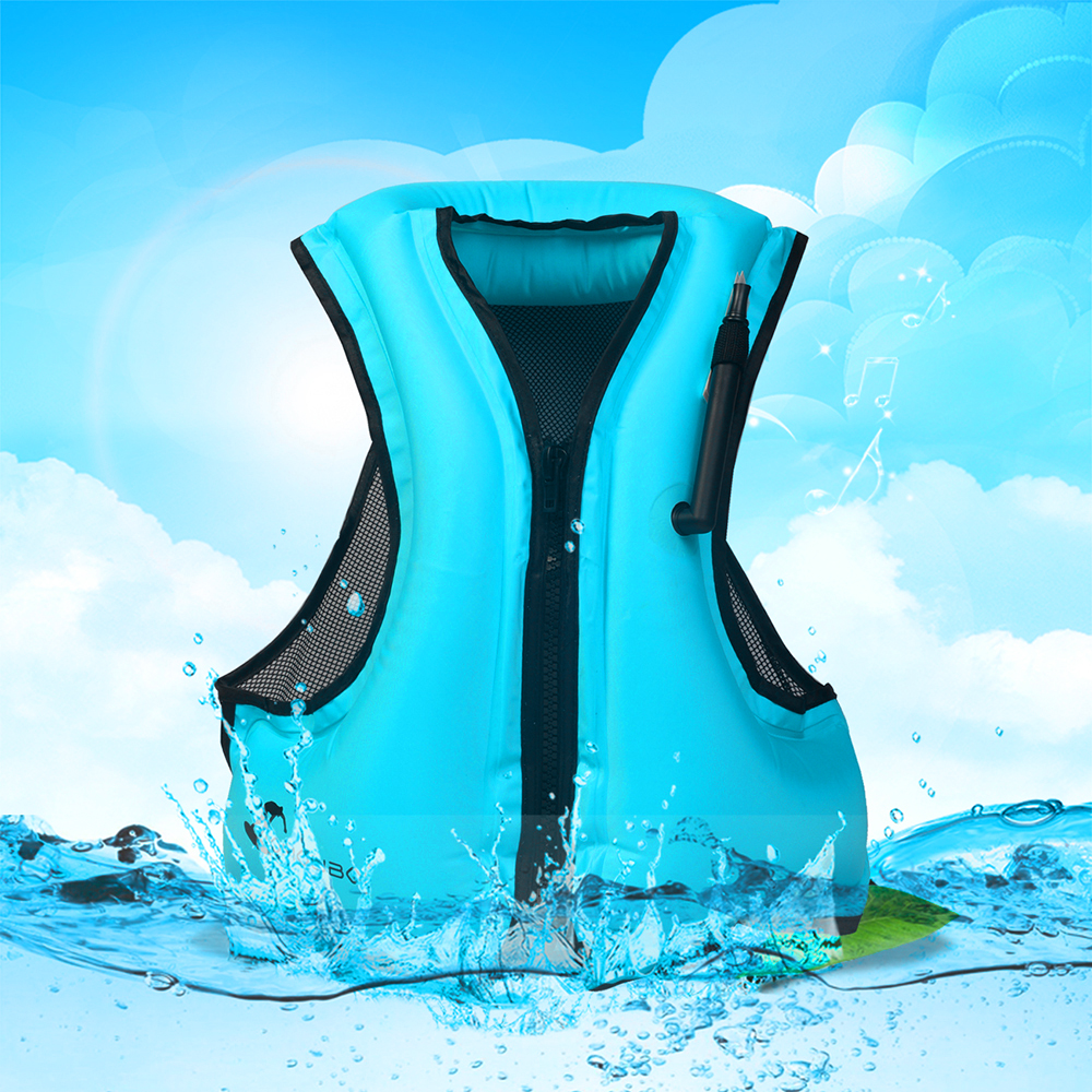Useful Professional Adult Swiming Fishing Life Vest Snorkeling Floating Device Drifting Surfing Water Sports Life Survival Jacket New