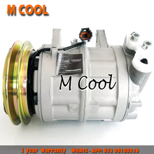 купить High Quality DKS17CH AC Air Conditioner Compressor For Nissan Patrol 92600-VB005 92600-VB300 92600-52N01 92600VB005 92600-8C820 недорого