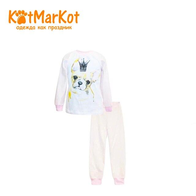 Пижама для девочек Kotmarkot 16533