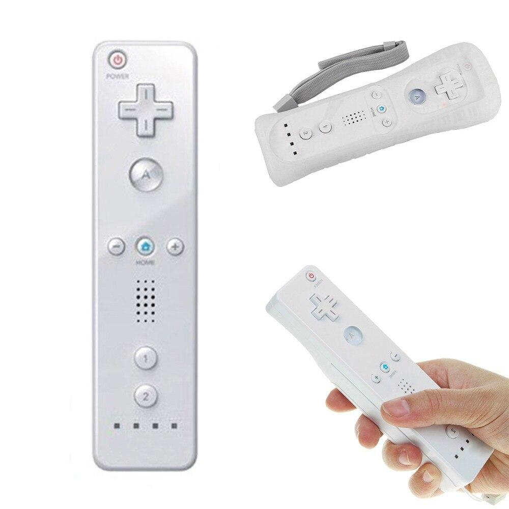 A Mão direita do Controlador de Jogo Somatossensorial Jogo Controle Remoto Para Nintendo Wii Gamepad Design Ergonimic Localização Profissional