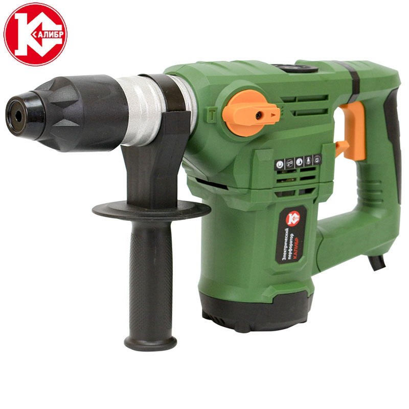 Kalibr EP-1500/36 Electric Hammer robust power Electric  impact hammer kalibr ep 900 30m electric demolition hammer punch electric rotary hammer power tools