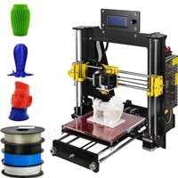 2019 Upgraded Full Quality High Precision Reprap Prusa i3 DIY 3D Printer MK8 LCD Resume Power Failure Printing