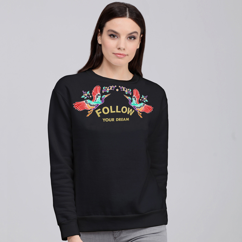 Sweatshirt for women tom farr T W4610.58 top for women tom farr t w1508 33
