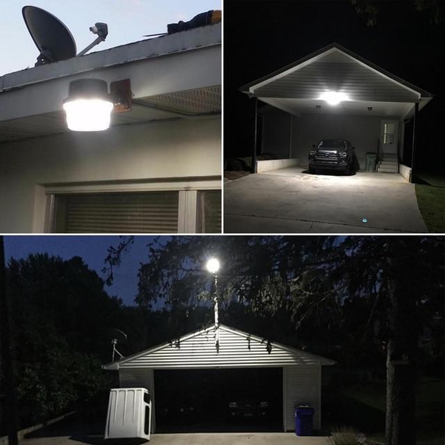 Kohree Barn Light Led Yard Dusk To Dawn Outdoor 35w 250w Equiv 3800 Lumens 5000k Daylight White