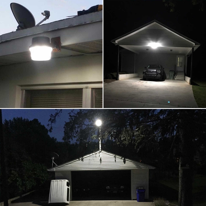 Detail feedback questions about kohree barn light led yard light