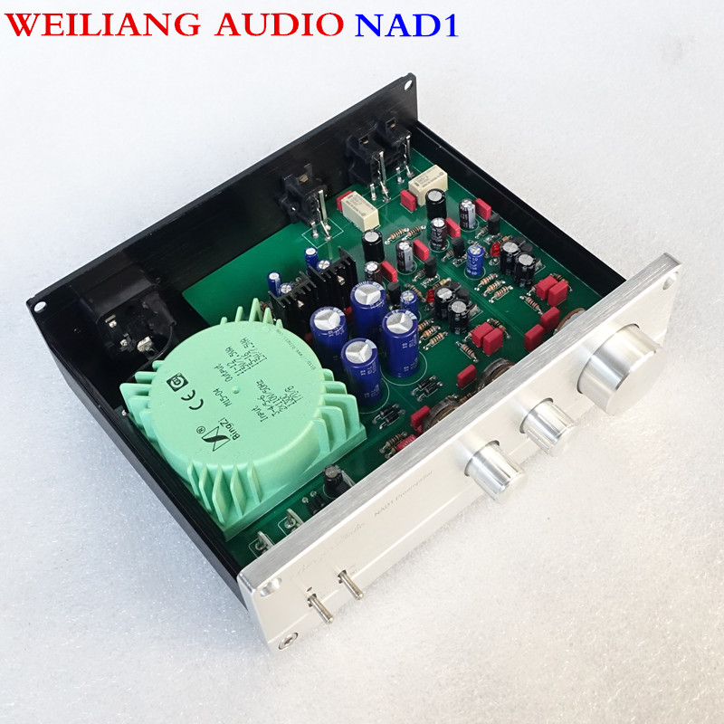 WEILIANG AUDIO &BREEZE AUDIO pre amplifier NAD1 бинокль levenhuk rainbow 8x25 желтый
