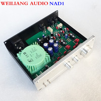 WEILIANG AUDIO &BREEZE AUDIO pre amplifier NAD1