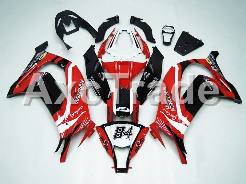 Motorcycle Fairings For Kawasaki Ninja ZX10R ZX-10R  2011 2012 2013 2014 2015 ABS Plastic Injection Fairing Bodywork Kit No84 RD платье livia corsetti christmas wish s m