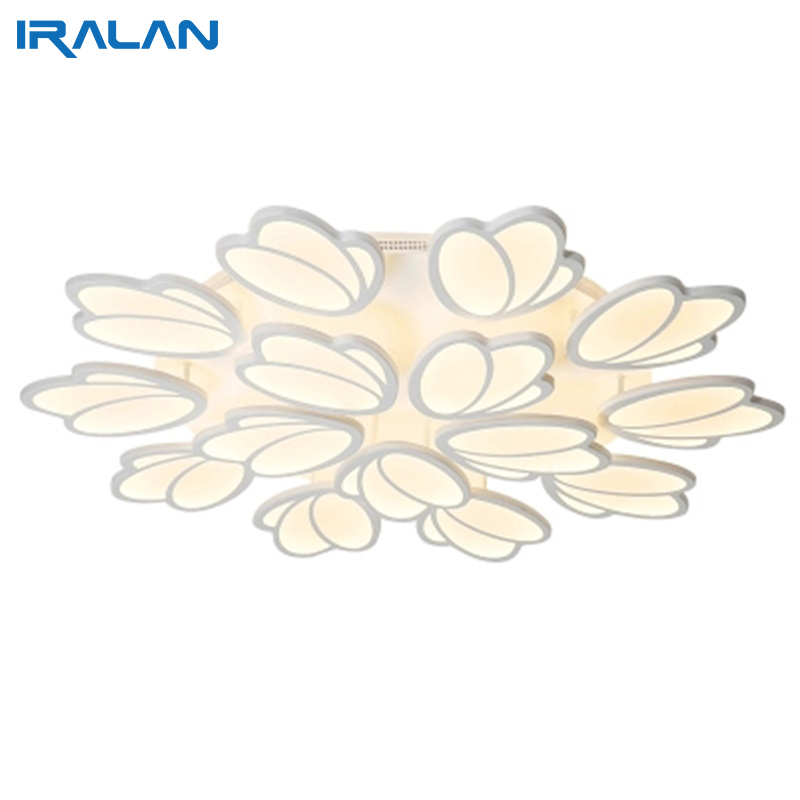 Modern LED ceiling lights acrylic lamp living room bedroom study home lamps lamparas de techo ceiling fixture home lighting